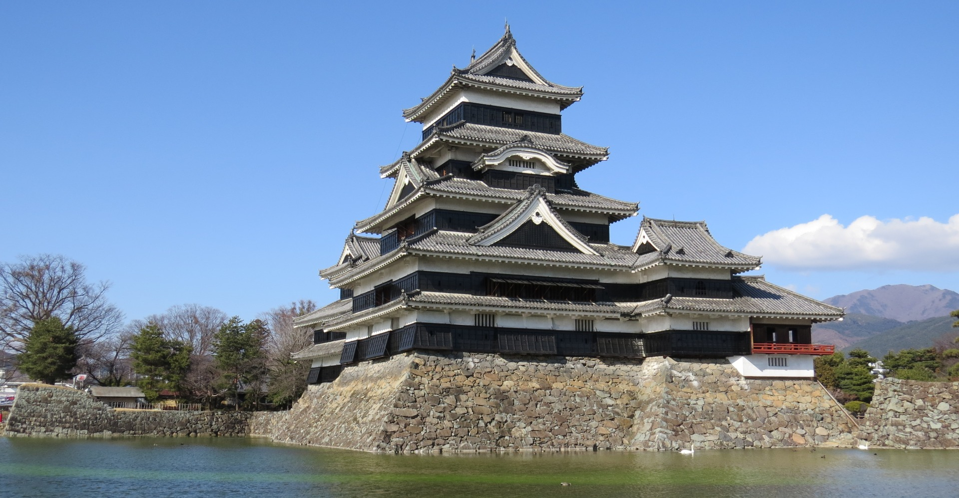 Japanske borge og slotte