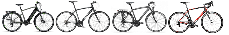 Cykeltyper